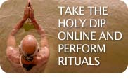 Take the Holiday Dip Online and Perform Rituals